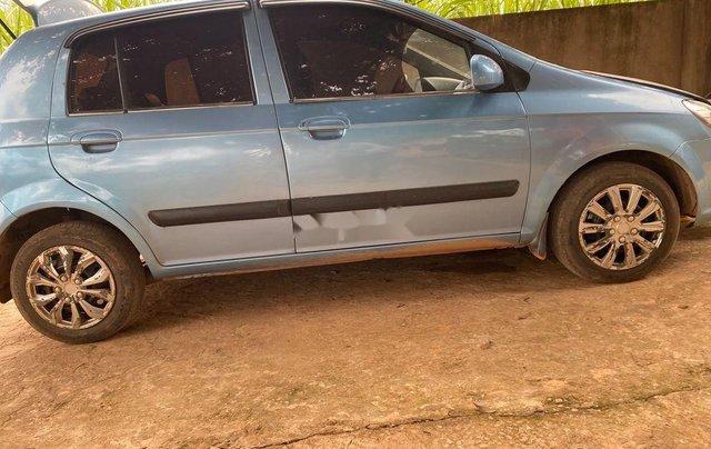 Cần bán lại xe Hyundai Getz sản xuất 2010 còn mới4