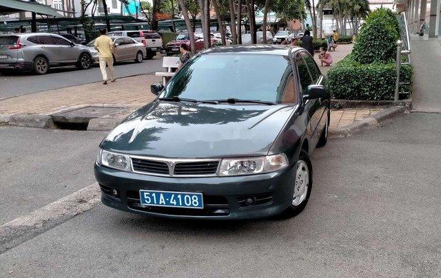 Bán Mitsubishi Lancer năm 2001, màu xám, nhập khẩu 0