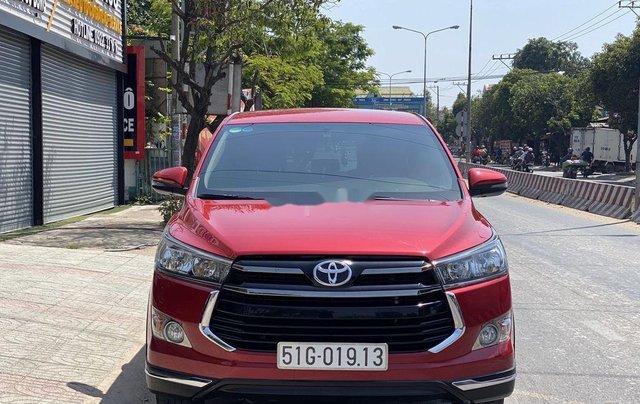 Cần bán Toyota Innova sản xuất năm 2017 còn mới0