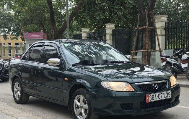 Bán xe Mazda 323 sản xuất năm 2002 còn mới, 125 triệu0
