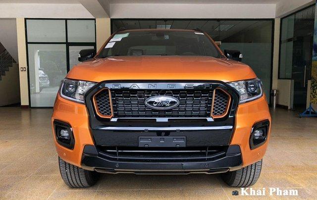 Doanh số bán hàng xe Ford Ranger tháng 9/20210