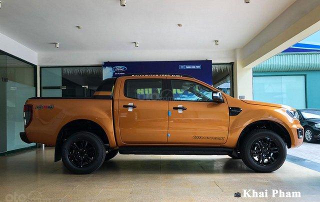 Doanh số bán hàng xe Ford Ranger tháng 9/20215