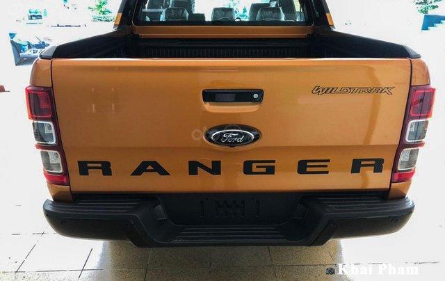 Doanh số bán hàng xe Ford Ranger tháng 9/20218