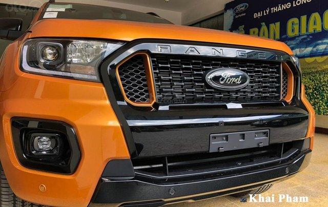 Doanh số bán hàng xe Ford Ranger tháng 9/20212