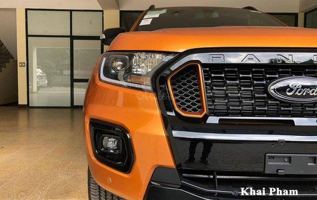 Doanh số bán hàng xe Ford Ranger tháng 9/20211