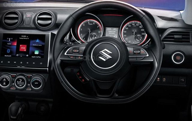 Suzuki Swift 2021 nâng cấp bao giờ về Việt Nam?8