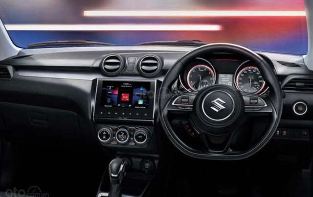Suzuki Swift 2021 nâng cấp bao giờ về Việt Nam?7