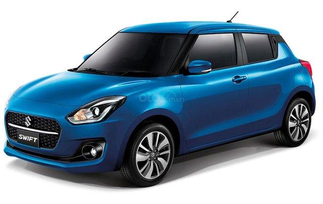 Suzuki Swift 2021 nâng cấp bao giờ về Việt Nam?19