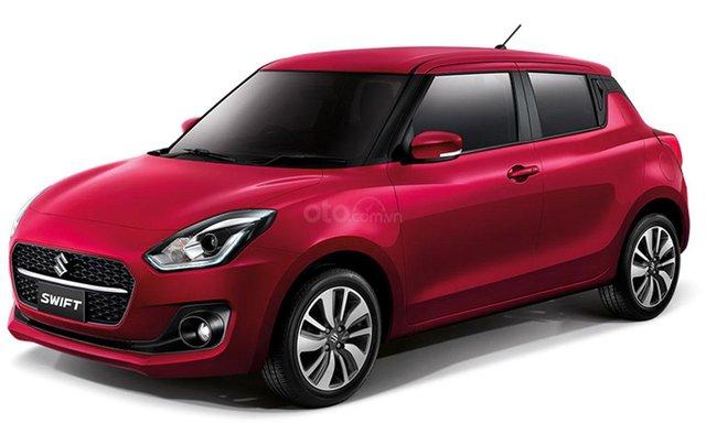 Suzuki Swift 2021 nâng cấp bao giờ về Việt Nam?23