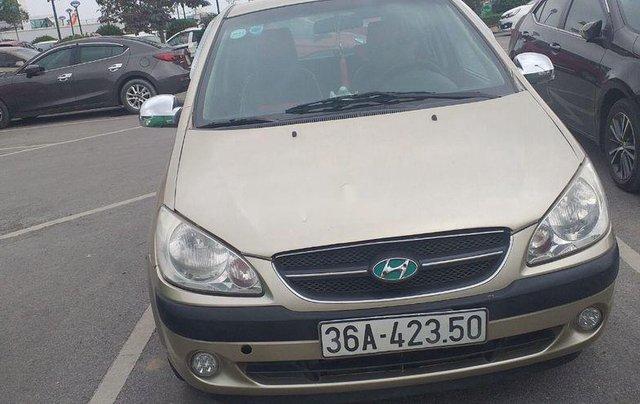 Cần bán Hyundai Getz năm 2010, xe nhập còn mới0