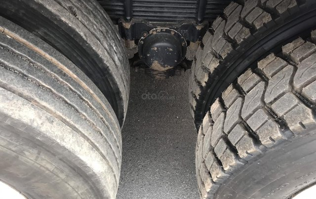 Bán Auman 4 chân 2016 thùng dài 9,5m lốp mới3