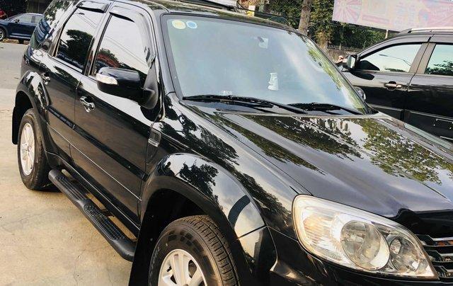 Bán ô tô Ford Escape đăng ký lần đầu 2009, màu đen mới 95%, giá tốt 355 triệu đồng1