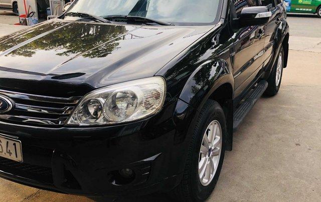 Bán ô tô Ford Escape đăng ký lần đầu 2009, màu đen mới 95%, giá tốt 355 triệu đồng0
