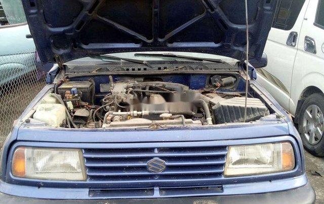 Xe Suzuki Grand vitara năm sản xuất 2003, màu xanh lam4