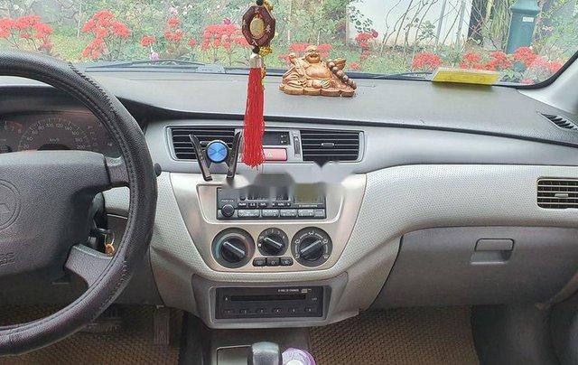 Bán ô tô Mitsubishi Lancer sản xuất năm 2004, giá tốt8
