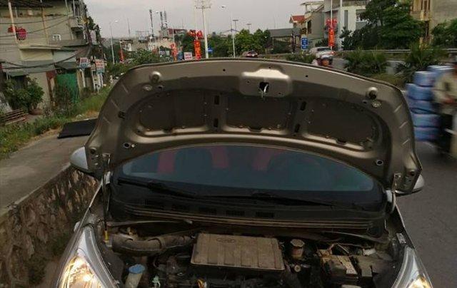 Cần bán lại xe Hyundai Grand i10 đời 2018, màu bạc ít sử dụng, giá 346tr3