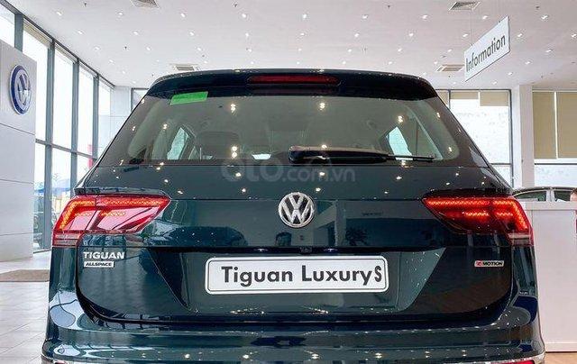 Tiguan Luxury S 2021 xanh rêu độc đáo, xe có sẵn, giao ngay, tận nhà, tặng IP12+ Gói phụ kiện cao cấp - LH Ms Uyên8
