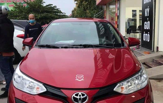 Bán Toyota Vios sản xuất năm 2019, 435tr0