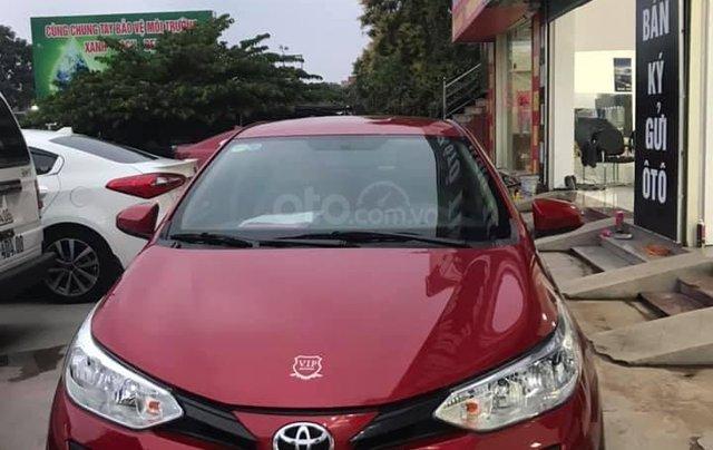 Bán Toyota Vios sản xuất năm 2019, 435tr5