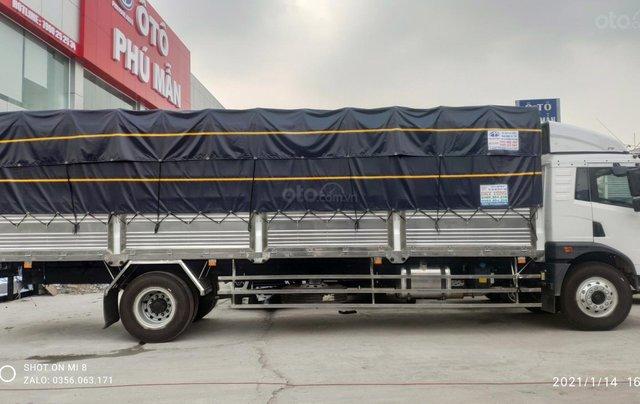 Bán xe tải Faw 8,7 tấn thùng dài 8,2 mét chuyển chở pallet2