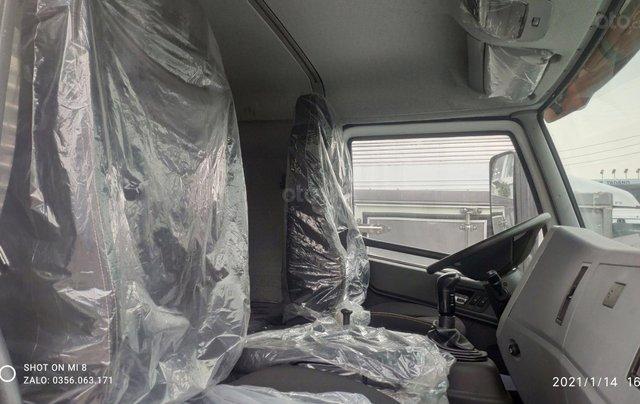 Bán xe tải Faw 8,7 tấn thùng dài 8,2 mét chuyển chở pallet3