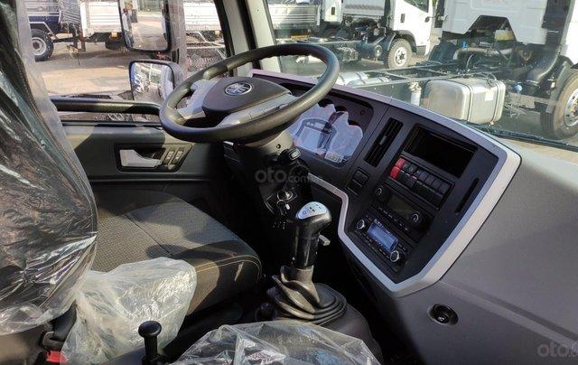 Bán xe tải Faw 8,7 tấn thùng dài 8,2 mét chuyển chở pallet4