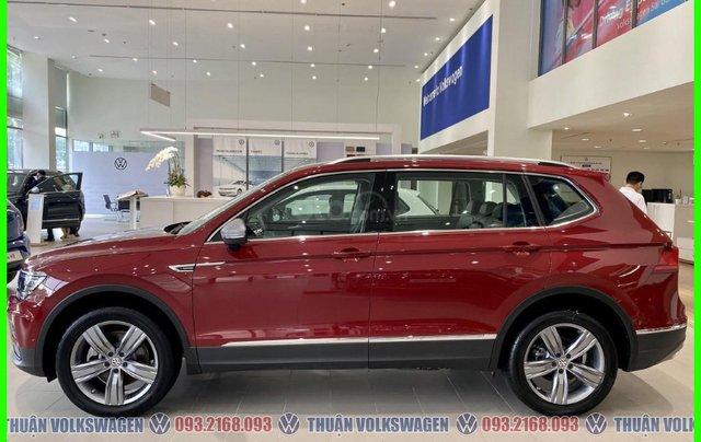 [VW Trường Chinh] Giảm trước bạ 100% Tiguan Luxury màu đỏ tháng 3/2021, luôn có sẵn nhiều xe, nhiều màu giao ngay1