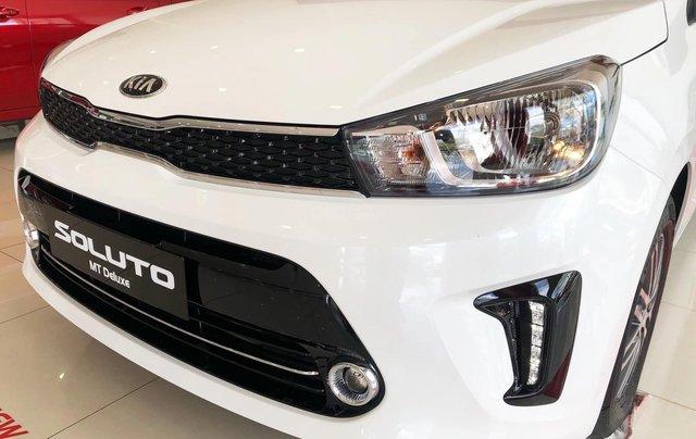 Kia Giải Phóng - sẵn xe giao ngay Kia Soluto - lấy xe với 150 triệu, đủ màu3