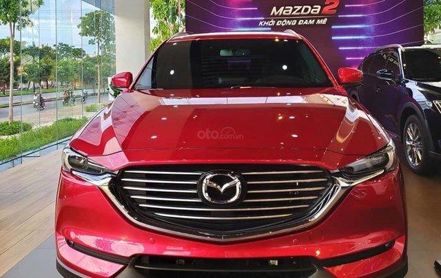 Mazda CX8 giảm tiền mặt kèm quà tặng mới nhất 20210