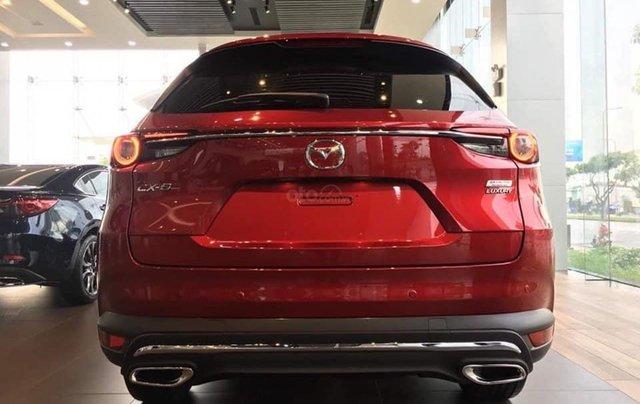Mazda CX8 giảm tiền mặt kèm quà tặng mới nhất 20211