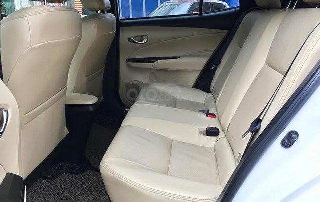 Bán Toyota Yaris 1.5G năm sản xuất 2019, màu trắng, nhập khẩu3