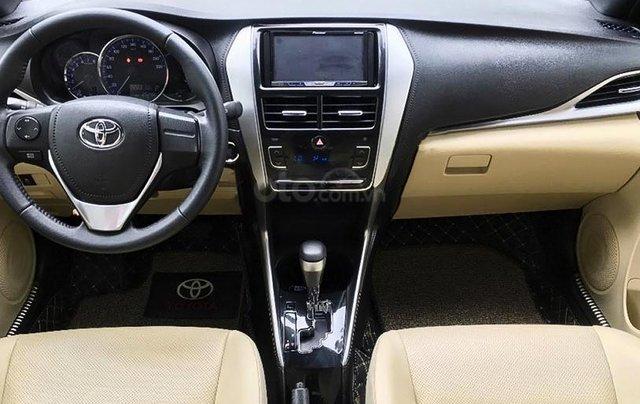 Bán Toyota Yaris 1.5G năm sản xuất 2019, màu trắng, nhập khẩu2