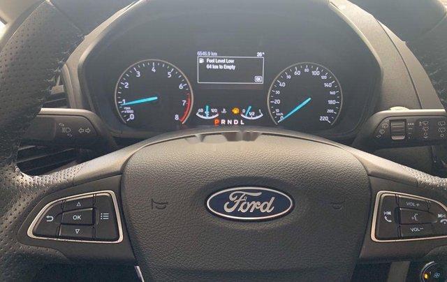 Bán Ford EcoSport sản xuất 2018, màu trắng, 589tr7