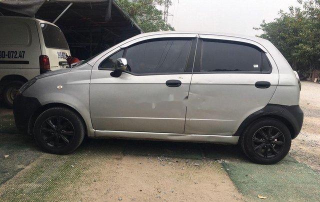 Cần bán lại xe Daewoo Matiz 2011, màu bạc, nhập khẩu, giá 99tr0
