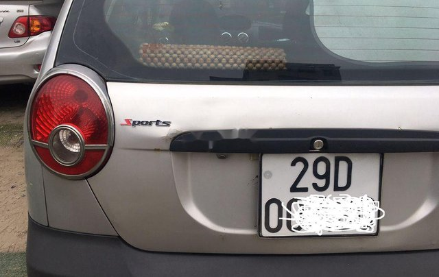 Cần bán lại xe Daewoo Matiz 2011, màu bạc, nhập khẩu, giá 99tr1