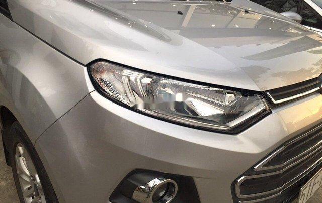 Bán Ford EcoSport sản xuất năm 2017, màu bạc chính chủ, 430tr2