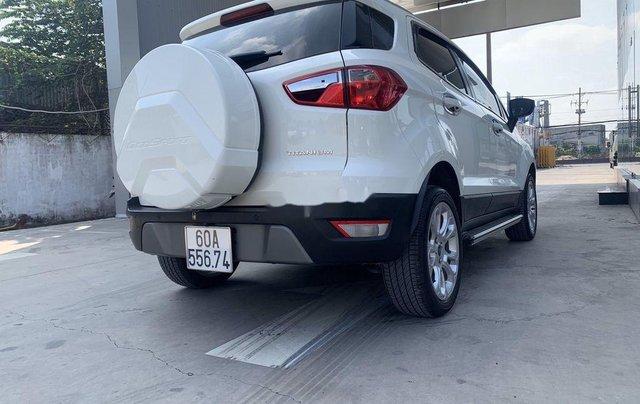 Bán Ford EcoSport sản xuất 2018, màu trắng, 589tr3