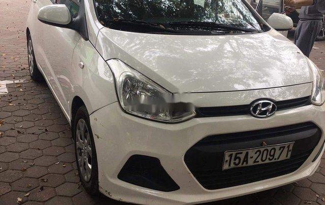 Bán Hyundai Grand i10 sản xuất năm 2015, xe nhập0