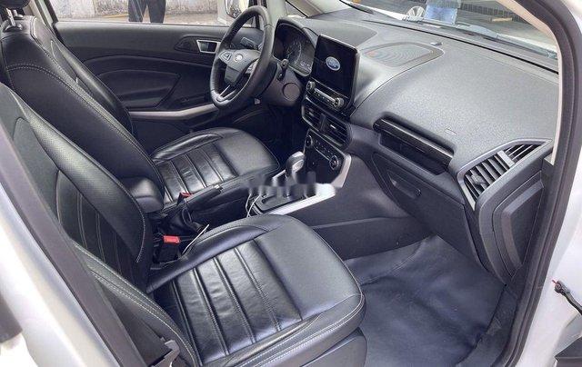 Bán Ford EcoSport sản xuất 2018, màu trắng, 589tr4