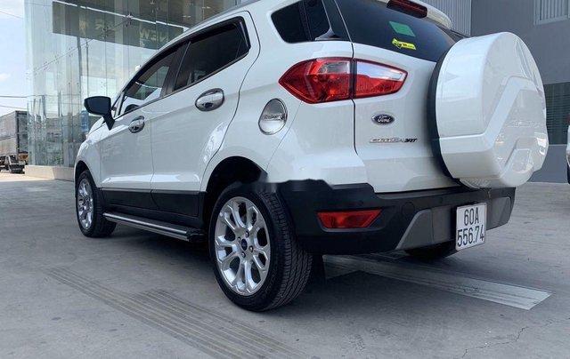 Bán Ford EcoSport sản xuất 2018, màu trắng, 589tr2