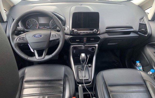 Bán Ford EcoSport sản xuất 2018, màu trắng, 589tr8