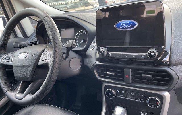 Bán Ford EcoSport sản xuất 2018, màu trắng, 589tr9