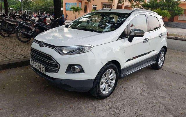 Bán xe Ford EcoSport sản xuất 2014, nhập khẩu nguyên chiếc0