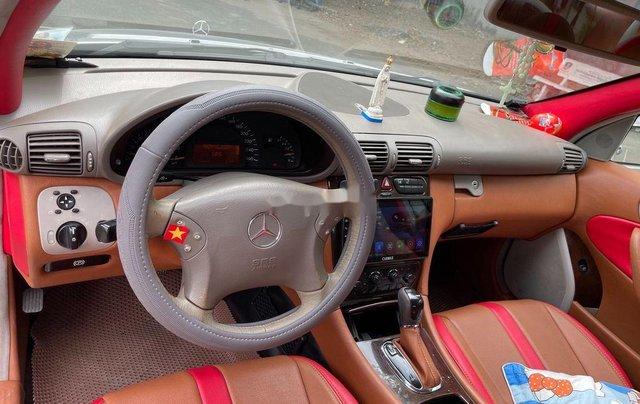 Bán ô tô Mercedes C200 năm sản xuất 2002, xe nhập6