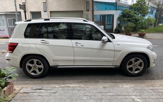 Cần bán xe Mercedes GLK 220 CDI đời 2013, màu trắng xe gia đình sử dụng5