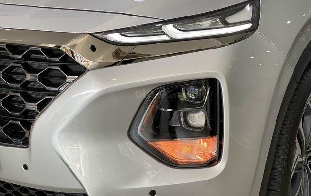 [HCM] Hyundai Santafe 2020 giảm tiền mặt 100tr + tặng bảo hiểm thân vỏ và 11 món phụ kiện3