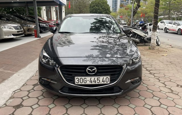 Bán Mazda 3 sedan 1.5AT 2019 - xám grey0