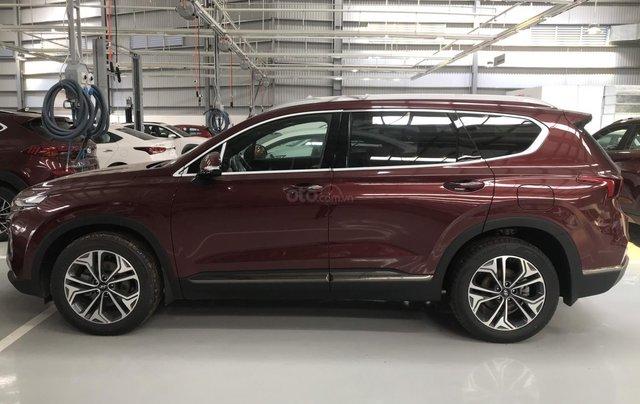 [Hyundai Miền Nam Q12] Santa Fe dầu 2.2 cao cấp 2020, giao ngay tại TPHCM và các tỉnh lân cận0