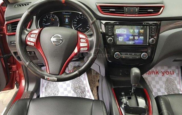 Cần bán lại xe Nissan X trail sản xuất 2017, màu đỏ còn mới, giá tốt4