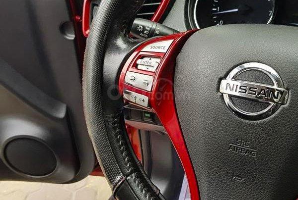 Cần bán lại xe Nissan X trail sản xuất 2017, màu đỏ còn mới, giá tốt1